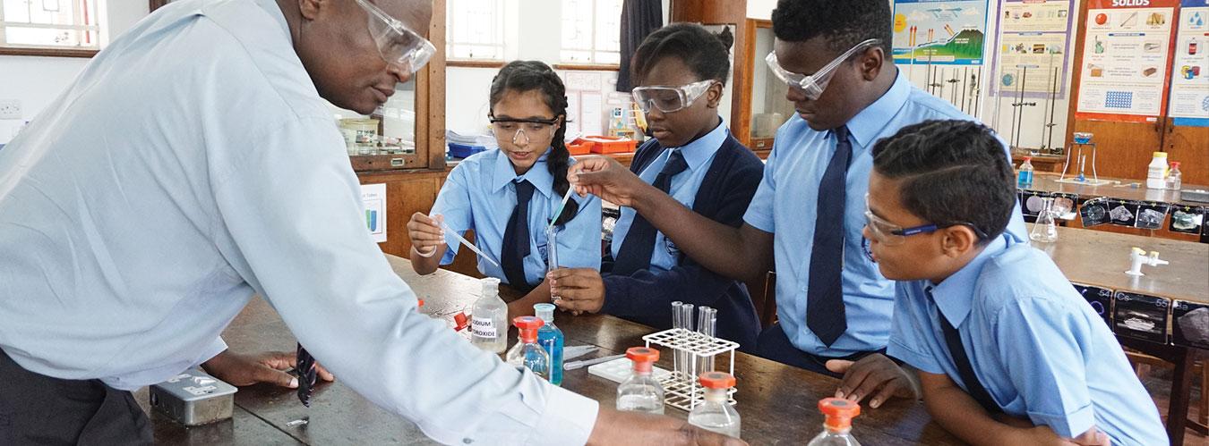 SAIntS Science Lab