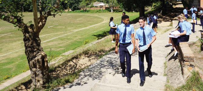 School Life at St Andrew's