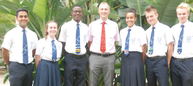 Sixth Form at St. Andrew's